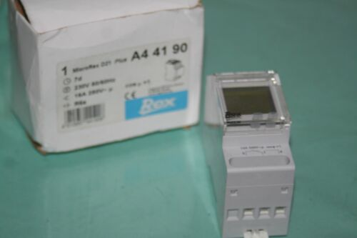Time switch microrex d21 plus a44190