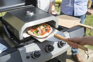 Buschbeck Pizzaofen Firebox Pizzagrill Pizzaaufsatz Pizzaofeneinsatz