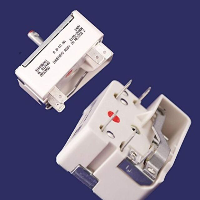 NEW ORIGINAL Frigidaire Range Surface Element Switch - 316436001 or 1155395