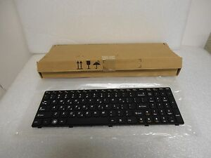 New Genuine IBM Lenovo Greek Keyboard 25201864 G580 Z580 V580