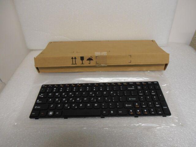 New Genuine IBM Lenovo Greek Keyboard 25201864 G580 Z580 V580