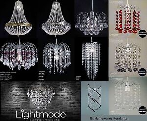 Chandelier style ceiling lightlamp shade droplet pendant acrylic image is loading chandelier style ceiling light lamp shade droplet pendant aloadofball Image collections