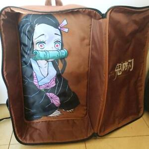 Demon Slayer Kimetsu no Yaiba Nezuko Backpack Jump shop limited Anime Japan FS