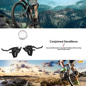 ST-EF51-8 3X8 Speed MTB Brake Shifter Set Brake Levers Shift Levers Bicycle Part