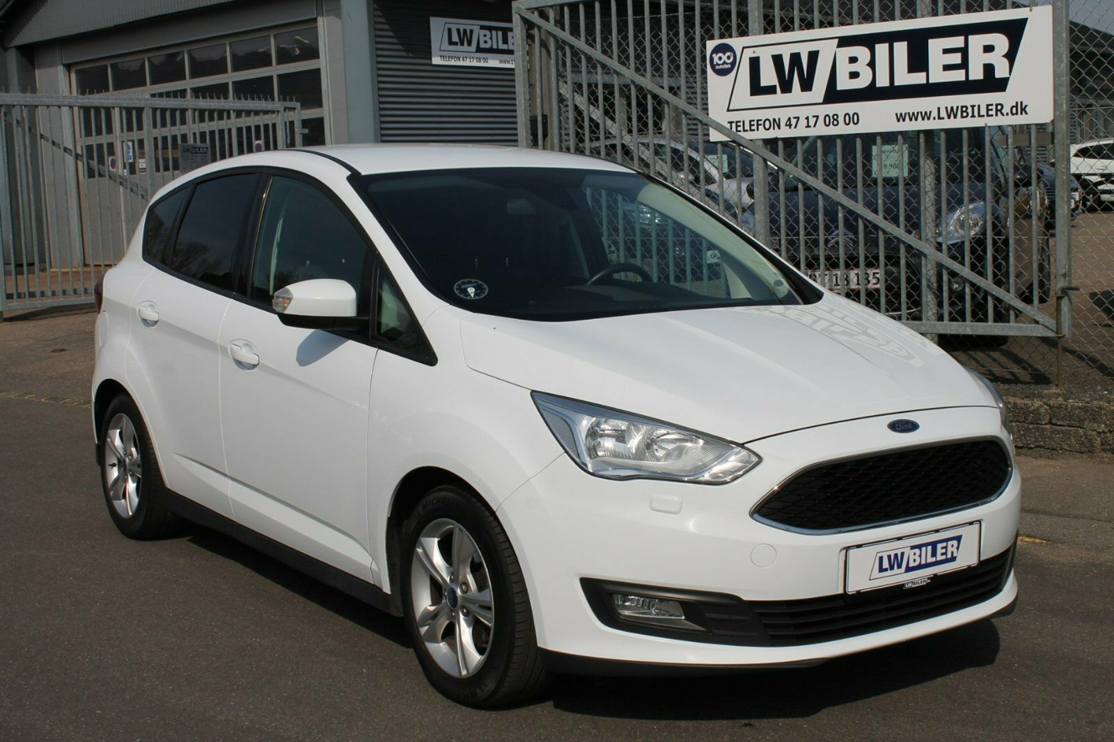 Ford C-MAX 1,5 TDCi 120 Business 5d - 158.900 kr.