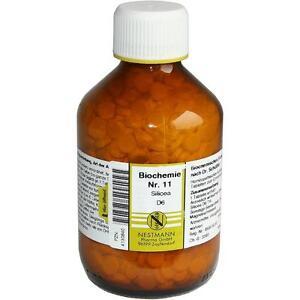 Bioquimica-11-Silicea-D6-past-1000-Pieza-pzn4130840