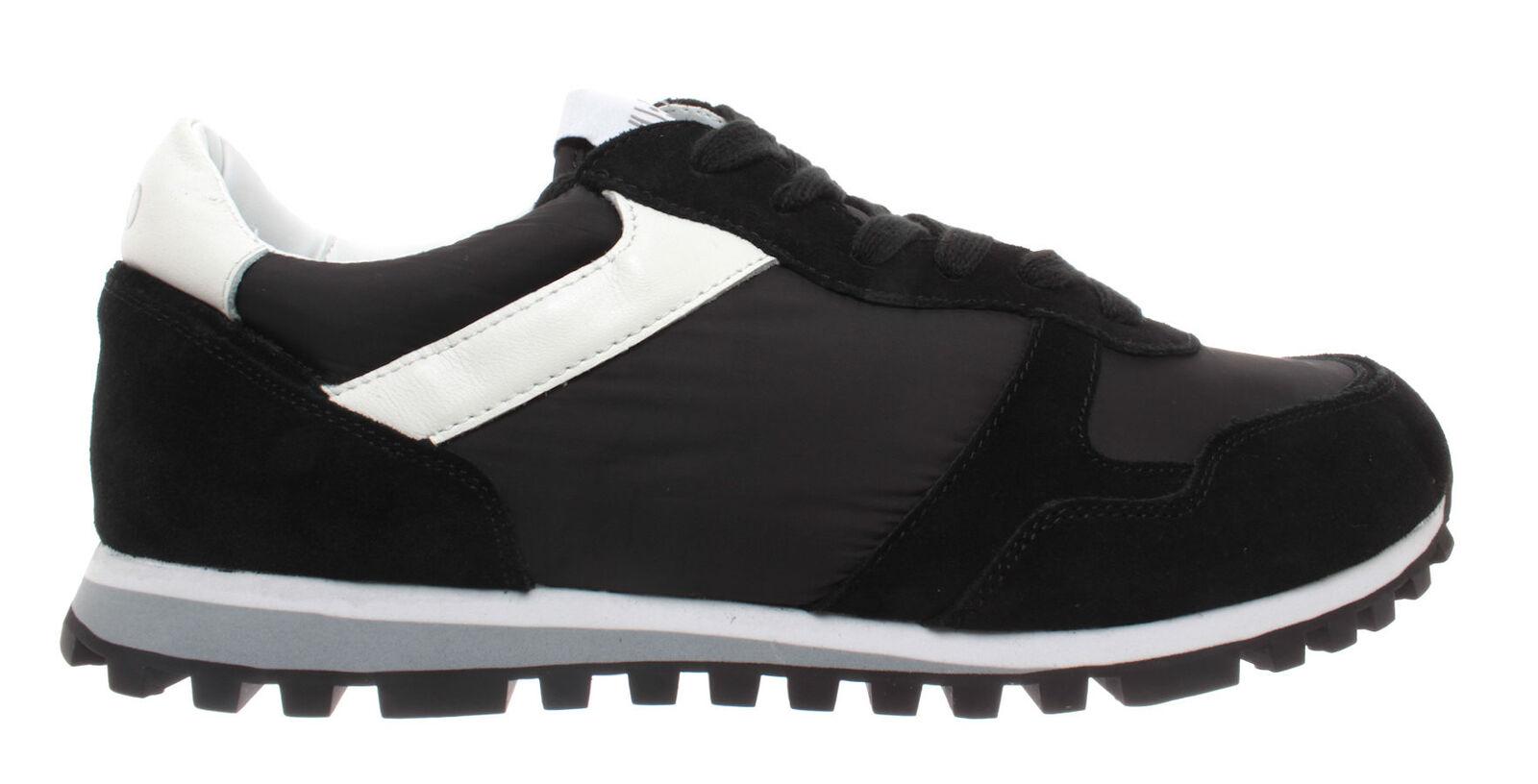 shoes men Sneakers LIU JO Milano Alex Running Black black Nouveau