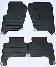 Land Rover Rubber Floor Mats Set Kit Range Sport 08 12 Lr006242 Oem
