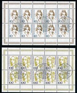 Bund-Zehnerbogen-MiNr-1755-56-Sonderstempel-Bonn-C614