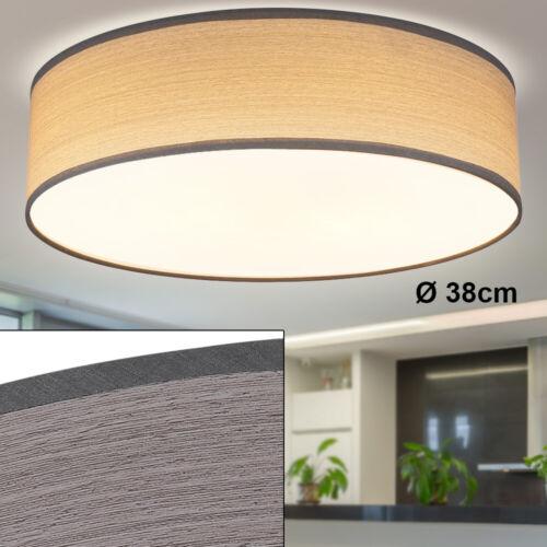 RGB LED Holz Optik Leuchte Farbwechsel Decken Strahler grau Lampe rund Dimmer