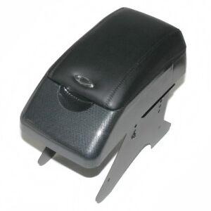carbone accoudoir console centrale boite pour vw volkswagen caddy eos golf 3 4 5 ebay. Black Bedroom Furniture Sets. Home Design Ideas