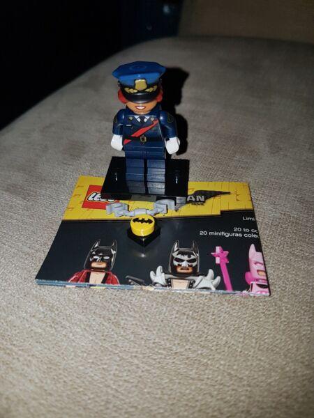 Lego Figurine Série Batman Movie 1 Barbara Gordan L @ @ K
