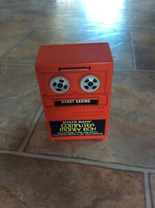 Vintage-red-State-Bank-computer-money-box