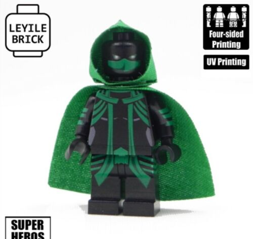 **NEW**LYL BRICK Custom Omen Lilith Clay  Lego Minifigure