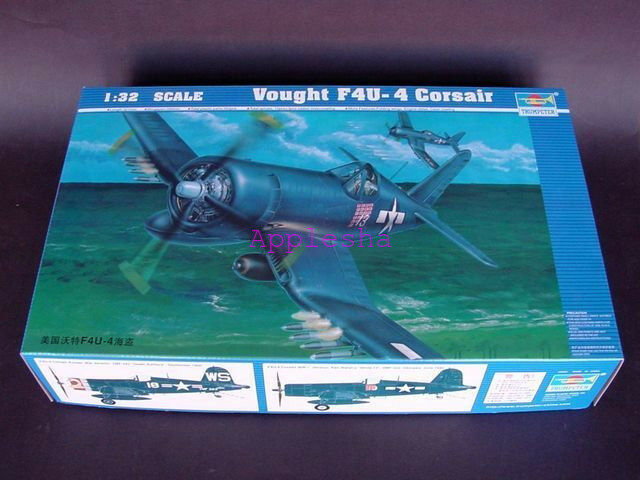Trumpeter 02222 1 32 Vought F4U-4 Corsair