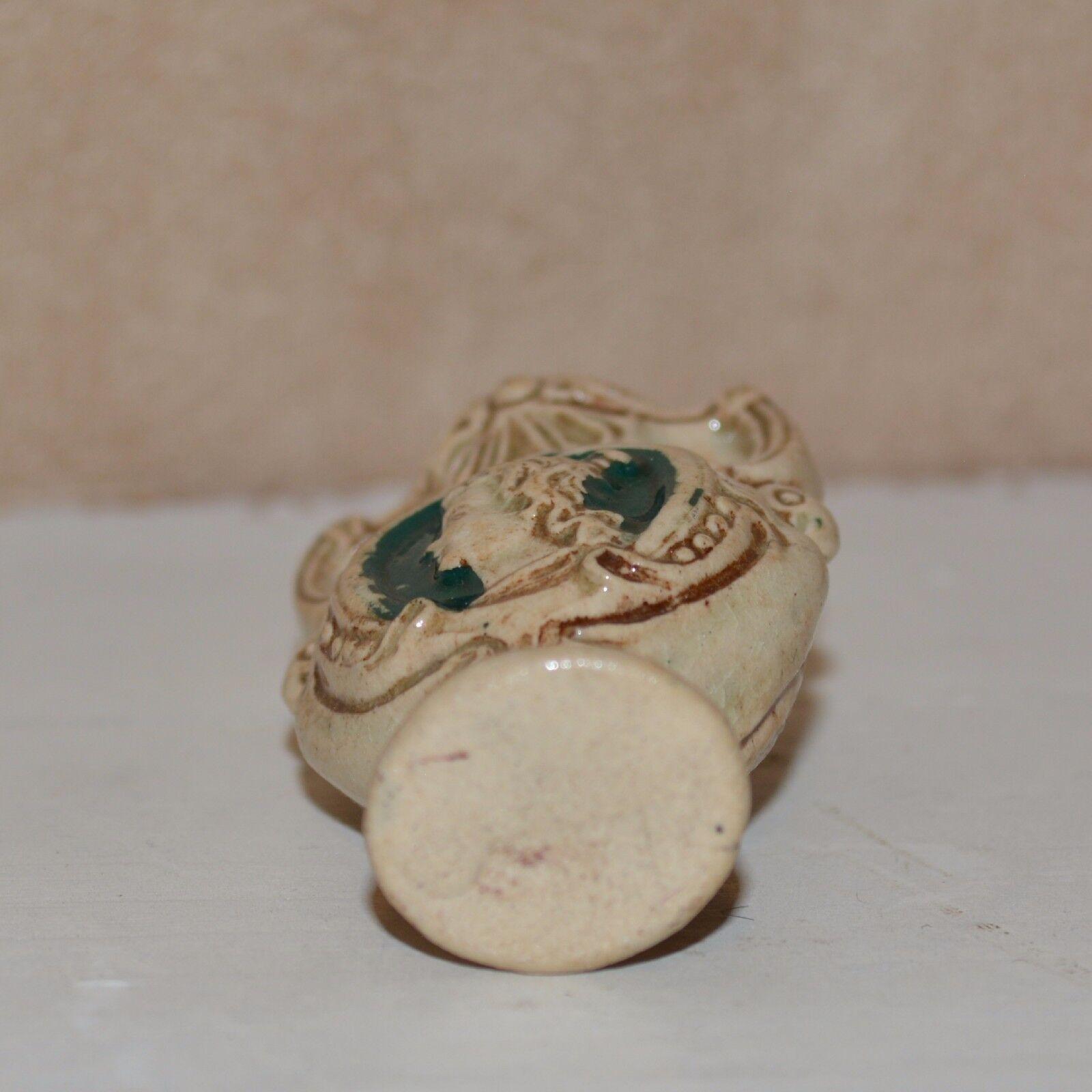 Dollhouse miniature 1:12 vase stoneware 1:12 miniature eb0ec3