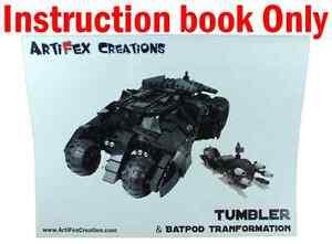 INSTRUCTION-Custom-Lego-Batman-Tumbler-amp-Batpod-V1-0-7888-76023-70917-7784-76087