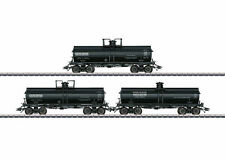Marklin 45662 US Tank Car Set, Shippers Car Line Corp. New for 2016! Ships Fast!