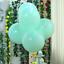 miniature 4 - 12-034-pouces-Mini-Jumbo-Geant-Big-gros-macarons-pastel-Candy-Ballons-Arch-Mur