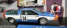 Michel VAILLANT FUMETTI scala 1/43 Diorama valliante CORSA MODELLO AUTO + FIGURE