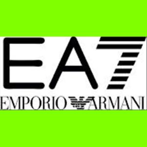 EA7 EMPORIO ARMANI ARMANI EA7 6ZTM63 FRAUEN SWEATSHIRT 1100 WHITE-L