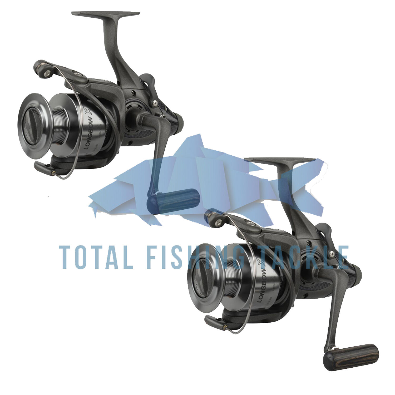 Okuma x2 Longbow XT BF Baitfeeder Free Spool Reel - 665 - Reel 54214 NEW Carp Fishing 2d212a