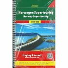 Norway Atlas and Europa: FBA135: 2019 by Freytag-Berndt (Spiral bound, 2016)