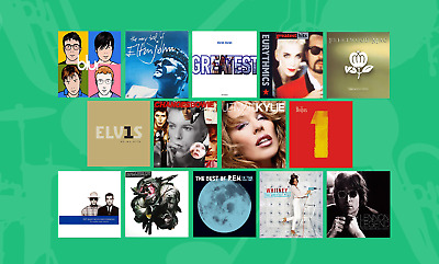 Greatest Hits CDs from £1.69
