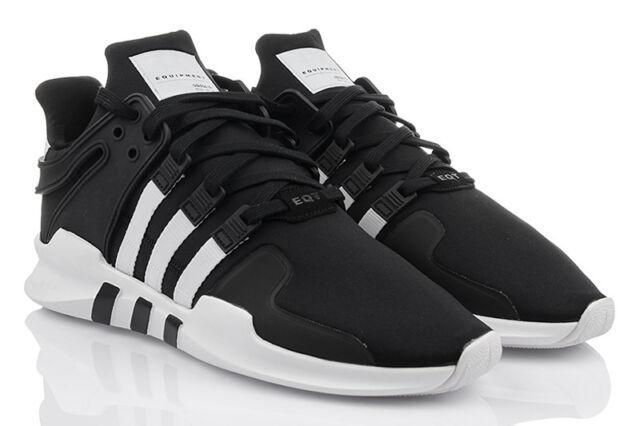 quality design aea2c a29f1 Shoes adidas EQT Support ADV Size 44 2/3 B37351 Black