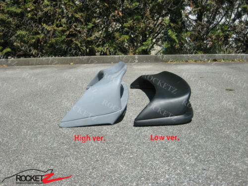 92-98 BMW E36 HM LTW Style 2PC Trunk Spoiler Wing CANADA USA High Ver.