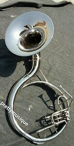 "SOUSAPHONE 16/""BELL BRAND NEW OF PURE BRASS POLISH CASE+FREE SHIPPING CUSTOMISE"