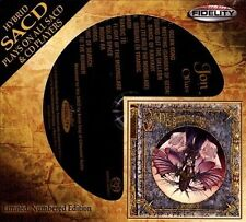 JON ANDERSON - OLIAS OF SUNHILLOW- SACD LIMITED ED # NEW AUDIO FIDELITY