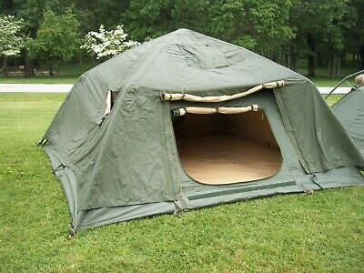 Military Surplus Soldier Crew Tent Army 5 Man Hunting