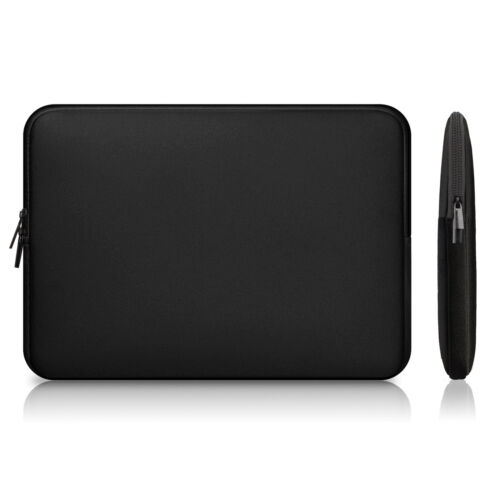 """Newest Waterproof Soft-Touch Sleeve Bag Case for All Laptops 13-13.3/""""//15-15.6/"""""""
