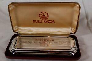Rolls Razor Vintage Viscount Model Made In England