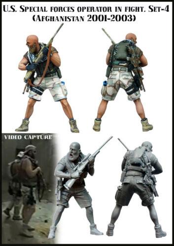échelle 1:35 U.S 1 figure forces spéciales opérateur Evolution miniatures 35090