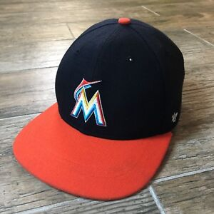 premium selection 342ee 687a9 Image is loading Miami-Marlins-MLB-Kid-039-s-039-47-
