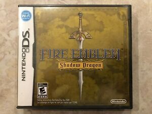 Fire-Emblem-Shadow-Dragon-Nintendo-DS-Brand-New-Factory-Sealed