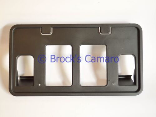 04-05 FORD LIGHT DUTY PICKUP FRONT LICENSE TAG PLATE BRACKET HOLDER FO1068121