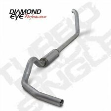 "Diamond Eye 4"" Turbo Back Exhaust System 1999-2003 Ford 7.3L POWERSTROKE"