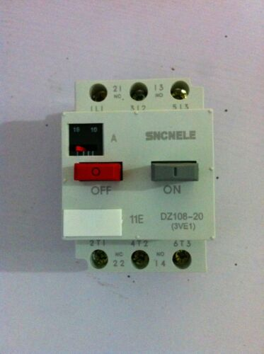 Motor Protection Switch Protective Breaker 10-16A