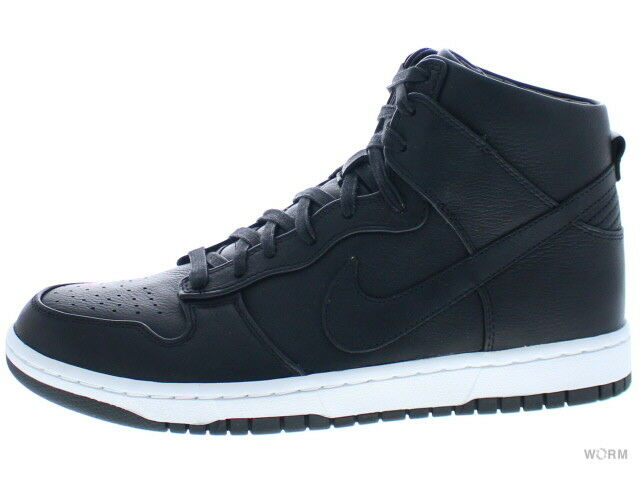 NIKE DUNK LUX SP 718790-001 black/black Size 9