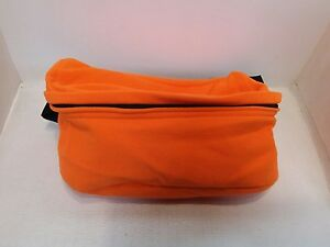 Capable Blaze Orange Allen Chasse Taille Fanny Pack Pêche Randonnée Réglable Polaire-afficher Le Titre D'origine Saveur Pure Et Douce