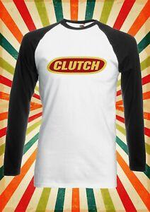 FRIZIONE-Classico-Logo-Stoner-Uomini-Donne-Lungo-Manica-Corta-T-shirt-Da-Baseball-2204