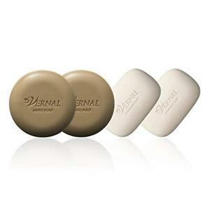 Basic Soap Set of 4 (Anku Soap and Sensitive Seife) each 110g / Vernal / Fac
