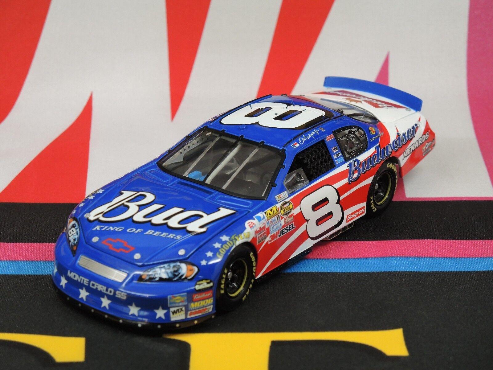 Dale Earnhardt Jr Budweiser Stars & Stripes 2007 1 24 Elite