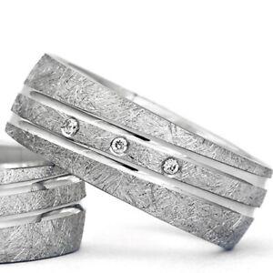 Silber-925-Trauringe-Eheringe-Verlobungsringe-mit-Gravur-und-Swarovski-Stein-A20