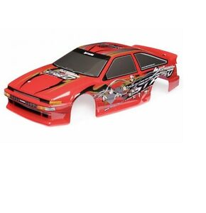 hpi 7264 carro toyota sprinter trueno ae86 peinte 190 mm ebay. Black Bedroom Furniture Sets. Home Design Ideas