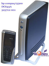 THIN CLIENT HP COMPAQ T5000 T5300D DC643A 325712-001 MIT WINDOWS CE