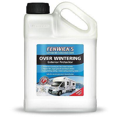 Fenwicks Overwintering Protective Coating Winter Cover Caravan Motorhome 1 Litre
